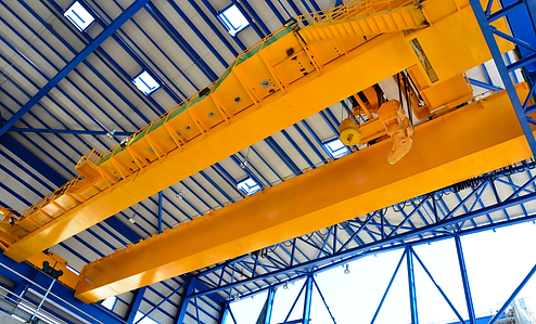 Knowledge Bridge is a configuration engine for complex cranes and material handling equipment