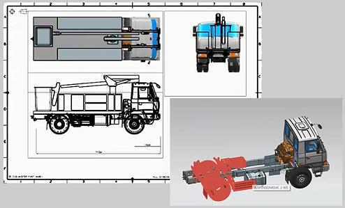 Knowledge Bridge is a configuration engine for complex commercial vehicles