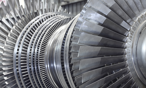 Knowledge Bridge is a configuration engine for complex turbines and power generation equipment