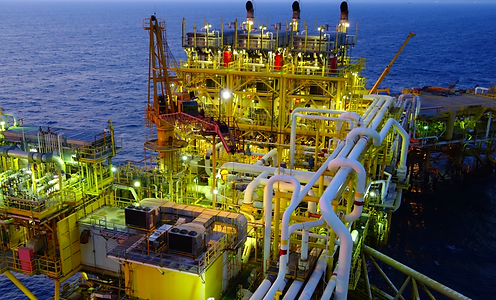 Knowledge Bridge is a configuration engine for complex oil and gas facilities, such as offshore rigs.