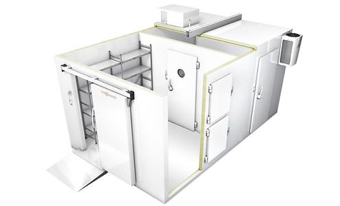 Knowledge Bridge is an engine for complex walk-in cooler configurations