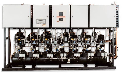 Knowledge Bridge is a configuration engine for complex refrigeration systems, such as compressor racks and condensers