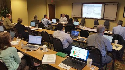 An ETO training class: engineering automation taking shape