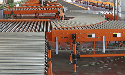 Knowledge Bridge is a configuration engine for complex conveyor systems.