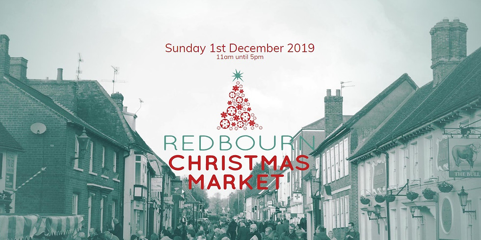 KJF @ Redbourn Christmas Market    - Cumberland Gardens - 3:30-5pm