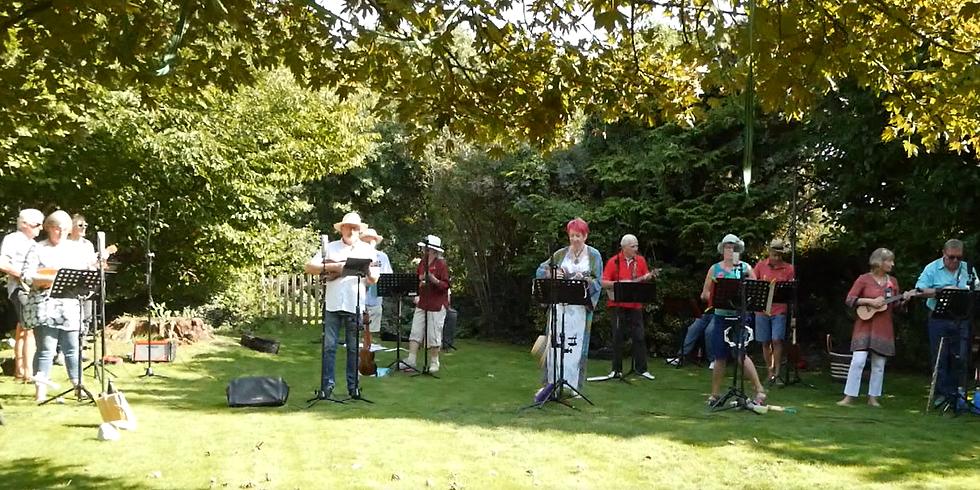 StAlbans Folk Fest 'DAY of MUSIC' 11am onwards (& on & on...!)
