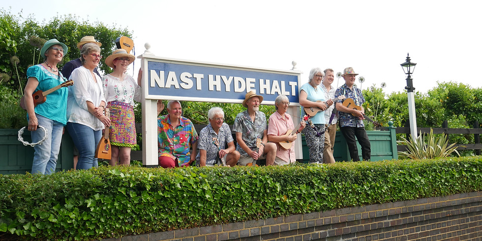 Nast Hyde Station Fundraiser