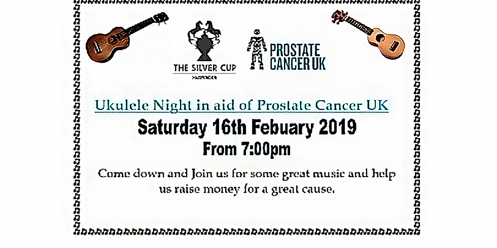 KJF play at THE SILVER CUP Harpenden, in support of PROSTATE CANCER UK