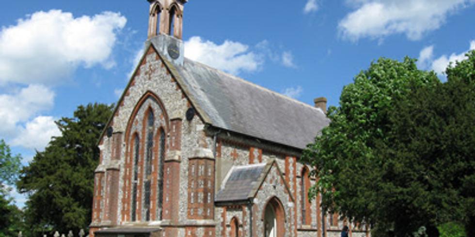 St Mary Magdelene Church, Flaunden - 180 Year Anniversary Festival