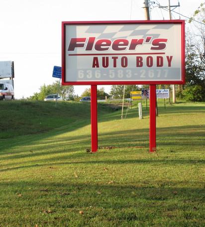 Fleer's Auto Body