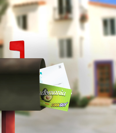 EDDM Direct mail