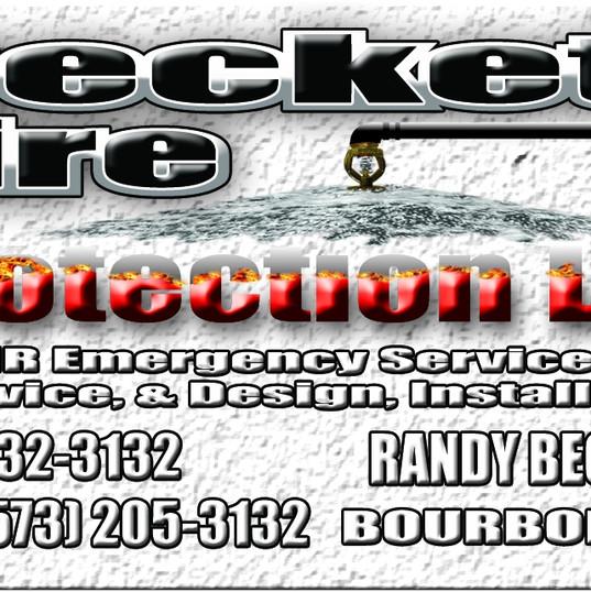 Beckett Fire Logo