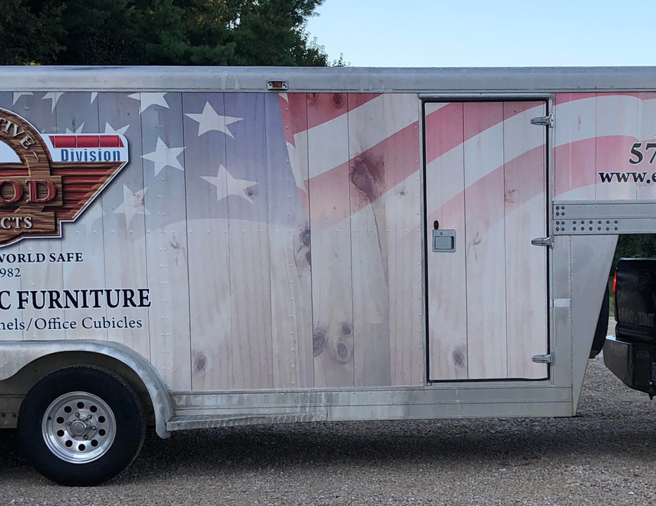 Executive Wood Products Wrap