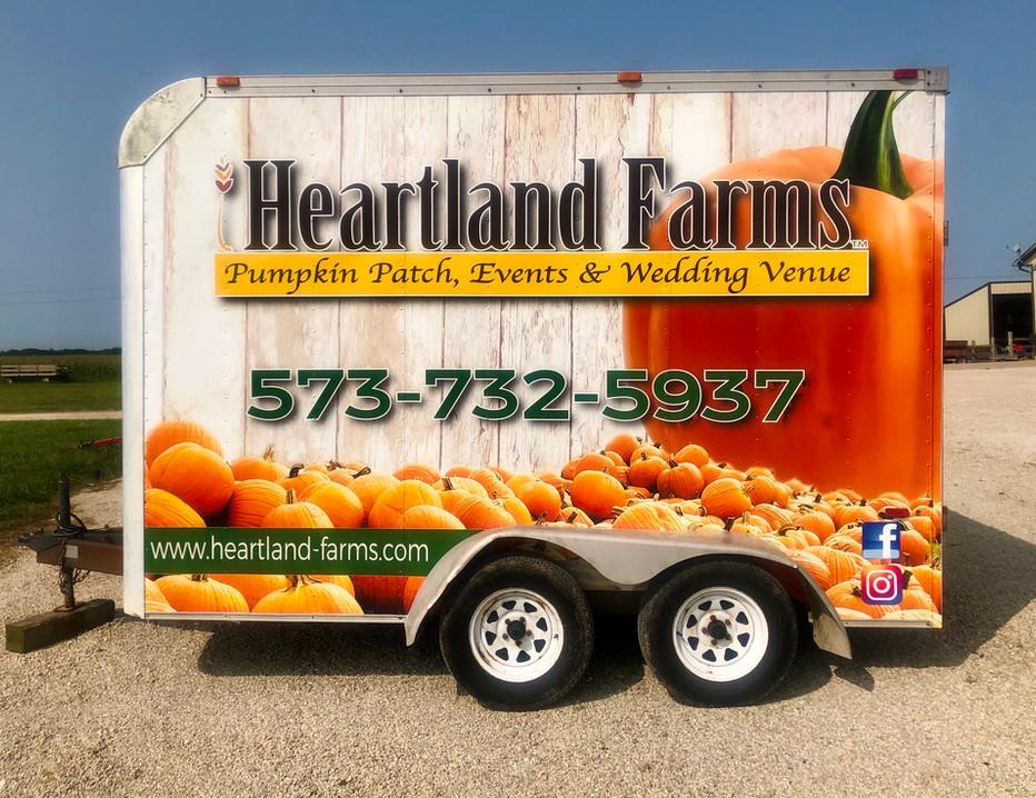 Heartland Trailer Left