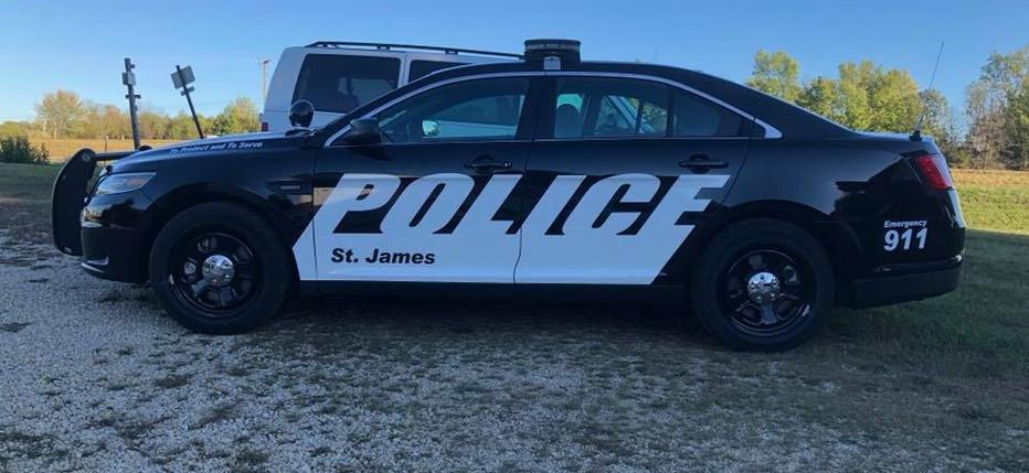 St. James Police Dept.