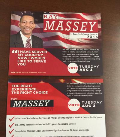 Massey Postcards