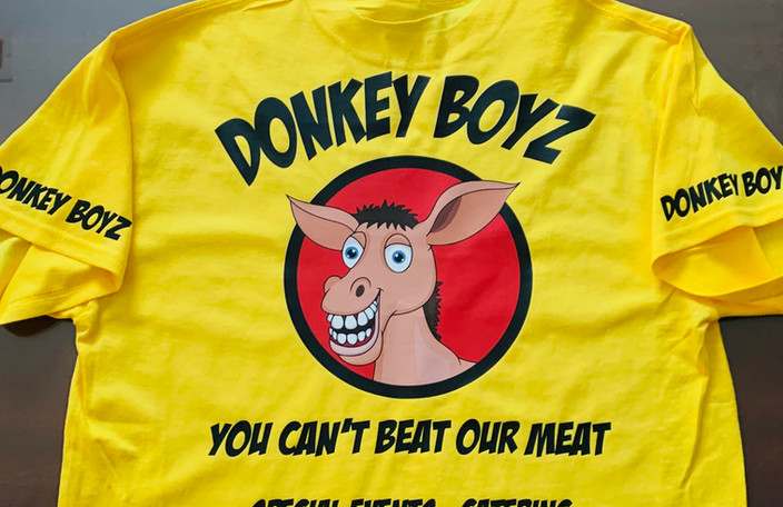 Donkey Boyz Tee