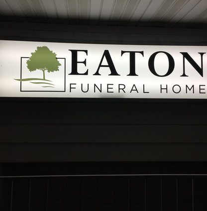 Eaton Light Cabinet