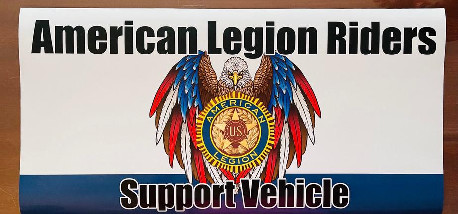 Amer Legion Magnetic