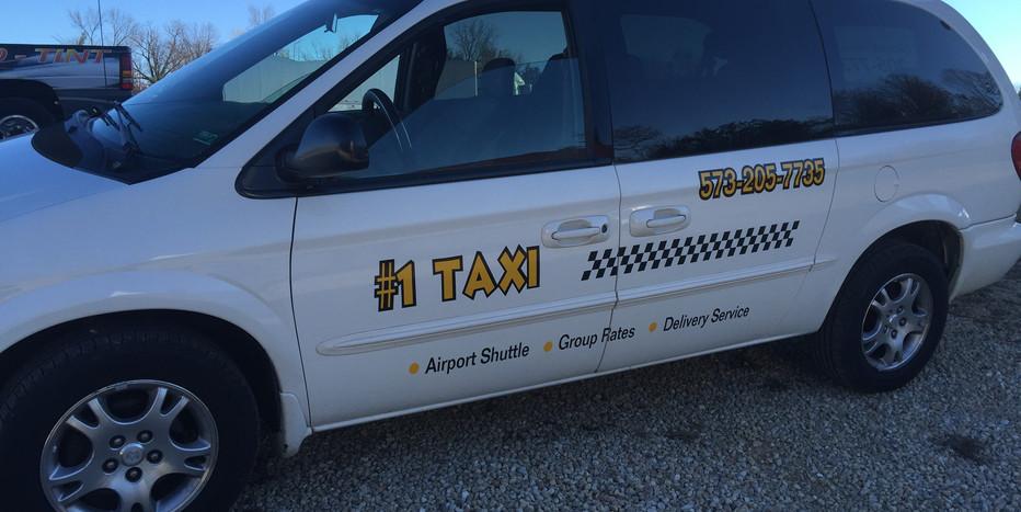 #1 Taxi