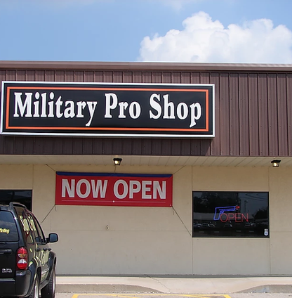 Millitary Pro Light Cabinet