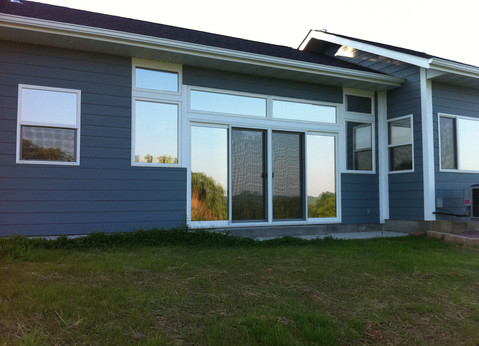 Residential Silver Reflective Tint