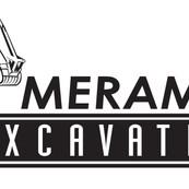 Meramec Excavating Logo
