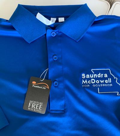 McDowell Polos