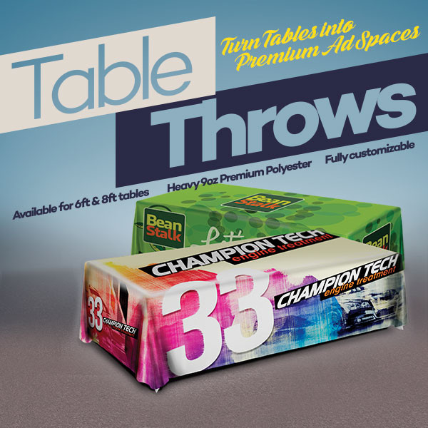 Table Throws