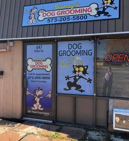 Saray's Cat Dog Grooming