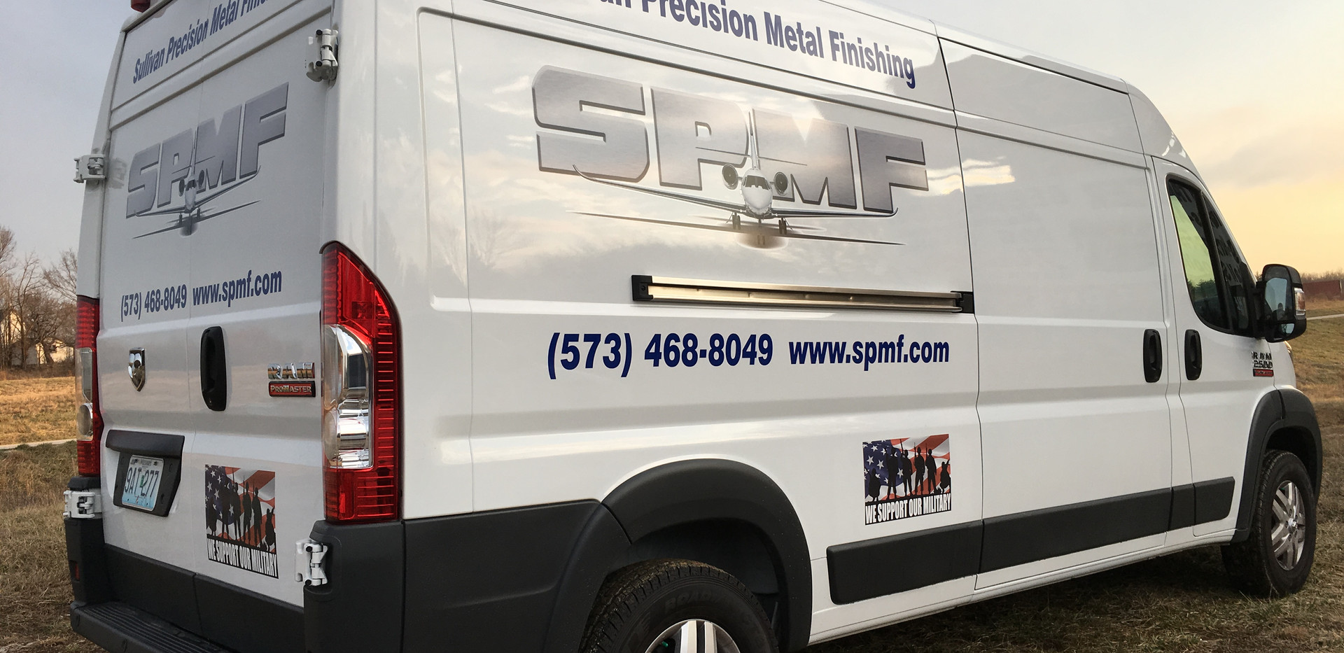 SPMF Truck Graphics