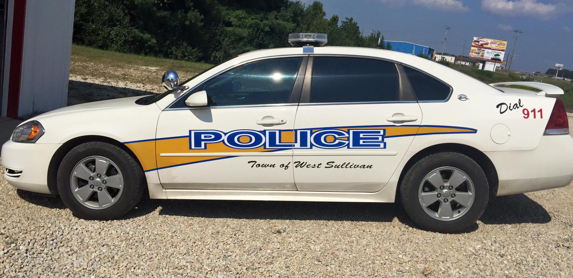 West Sullivan Police