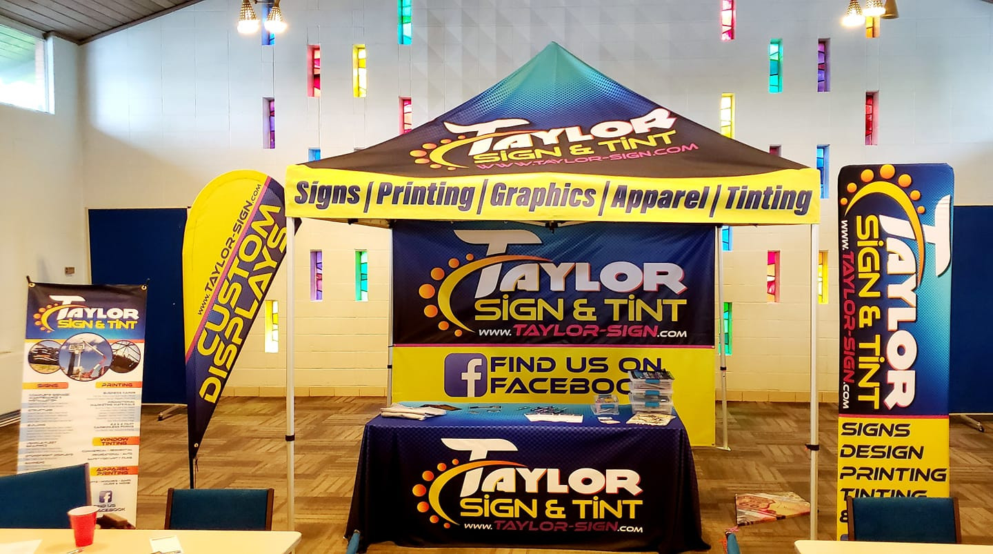 Taylor Sign Full Setup
