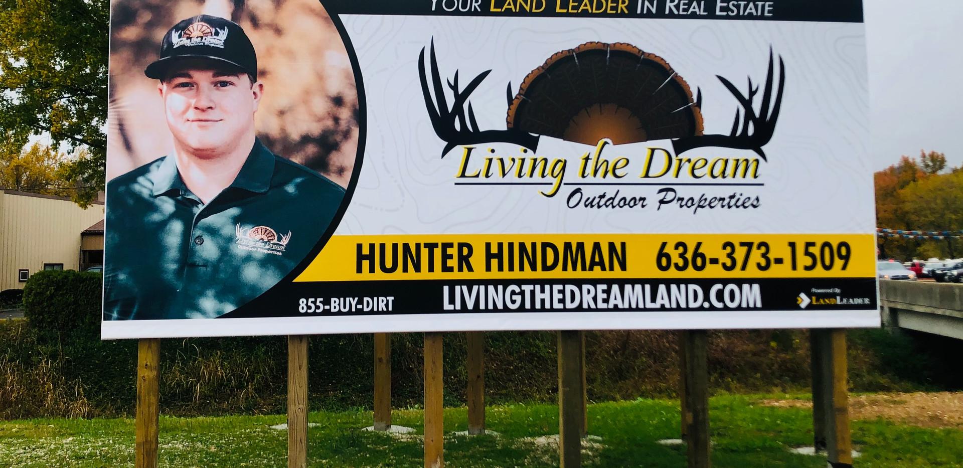 LTD Hunter Billboard