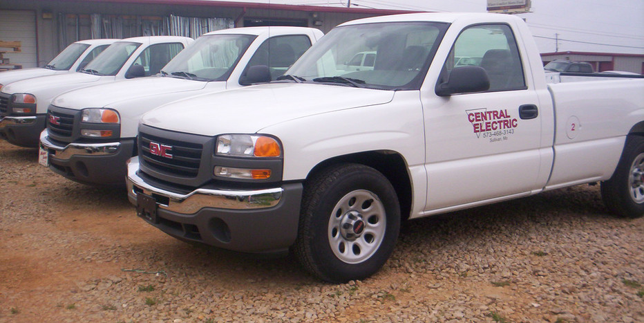 Central Electric Fleet Graphics