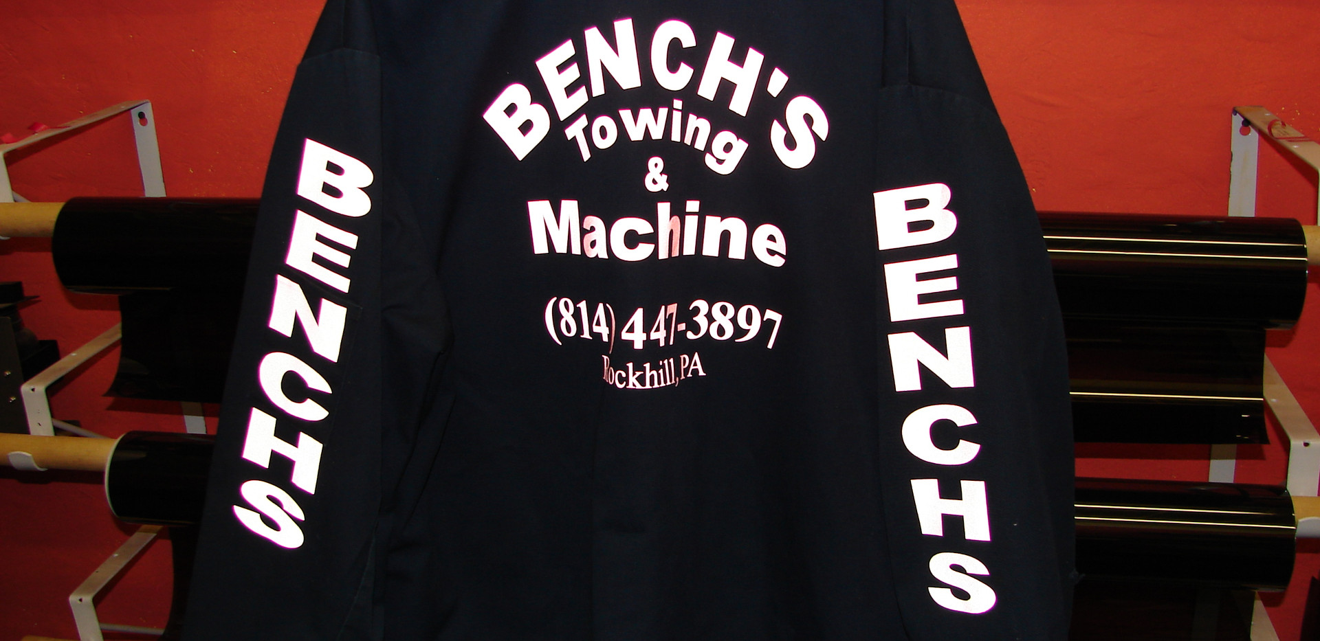 Bench's Towing