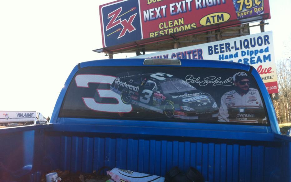 Racing Window Perf