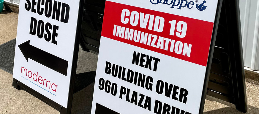 Medicine Shoppe Vaccination Portables