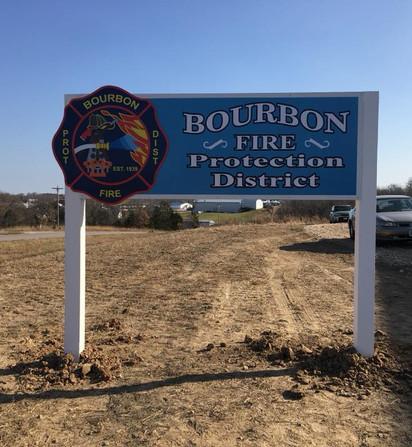 Bourbon Fire Dept.