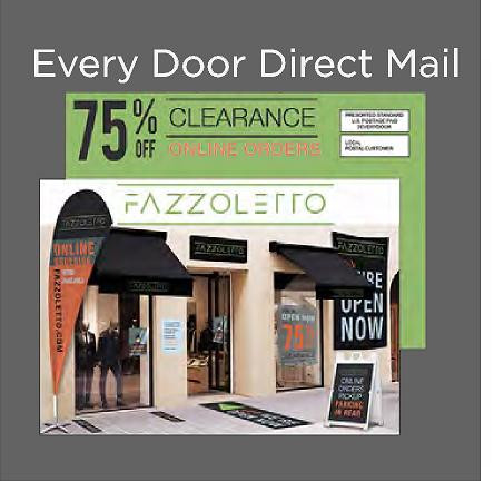 COVID-19 Direct Mail