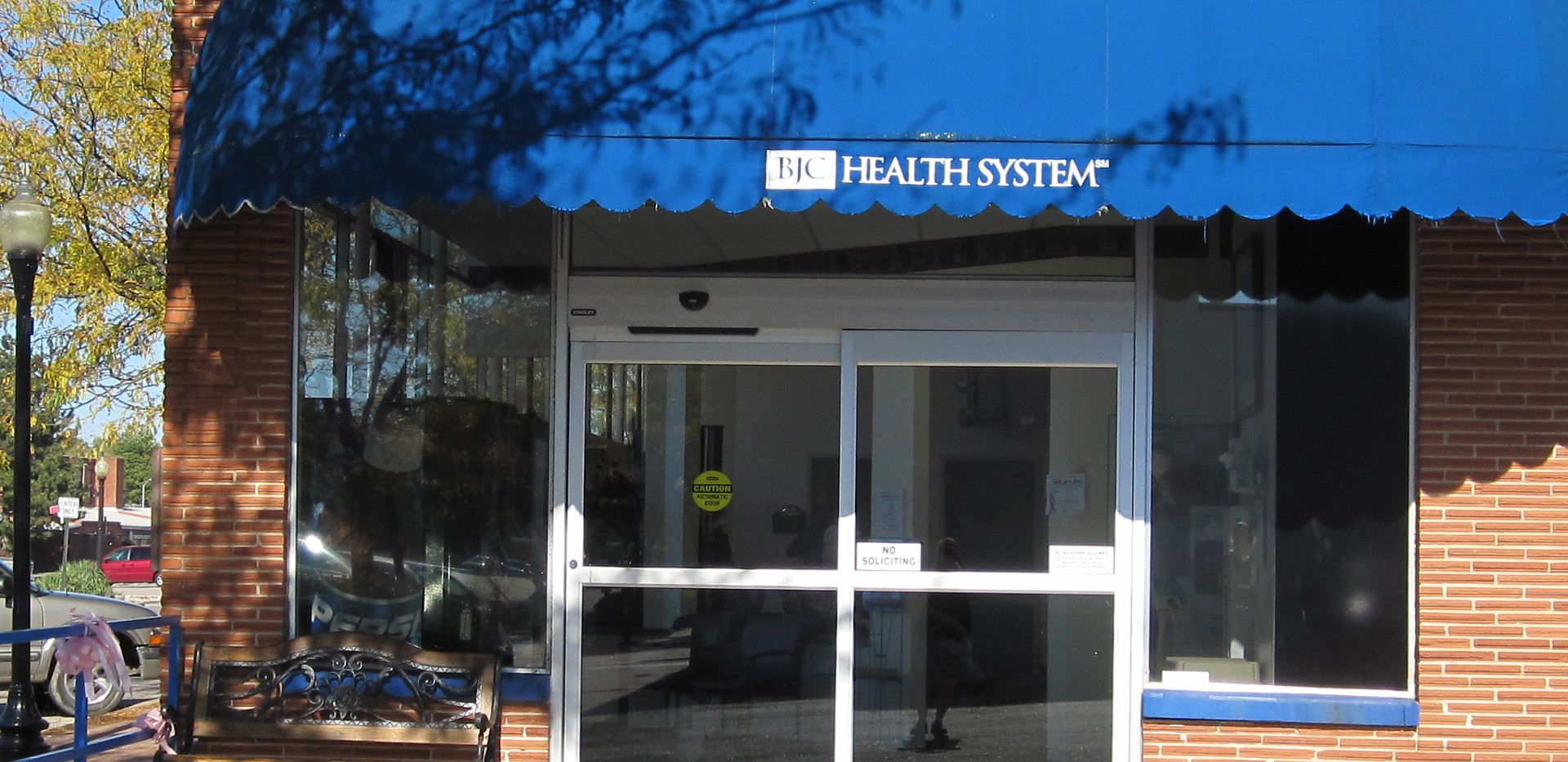 Health System Business Tint