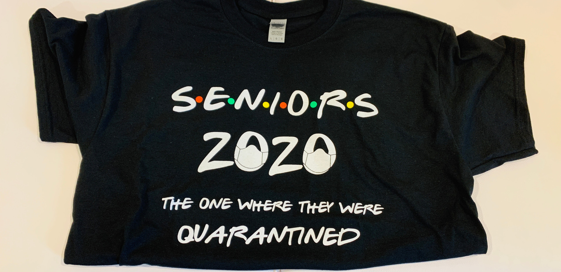 Seniors 2020 Custom Apparel