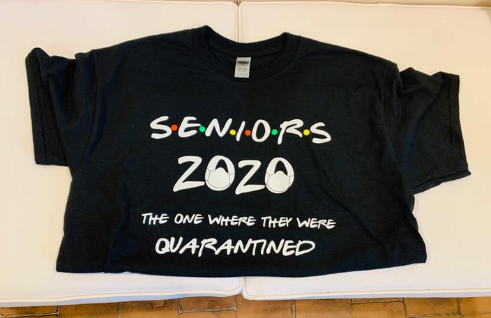 Seniors 2020 Custom Apparel