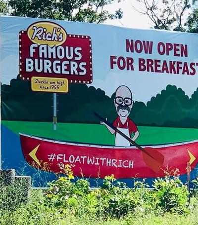 Rich's Famous Burgers