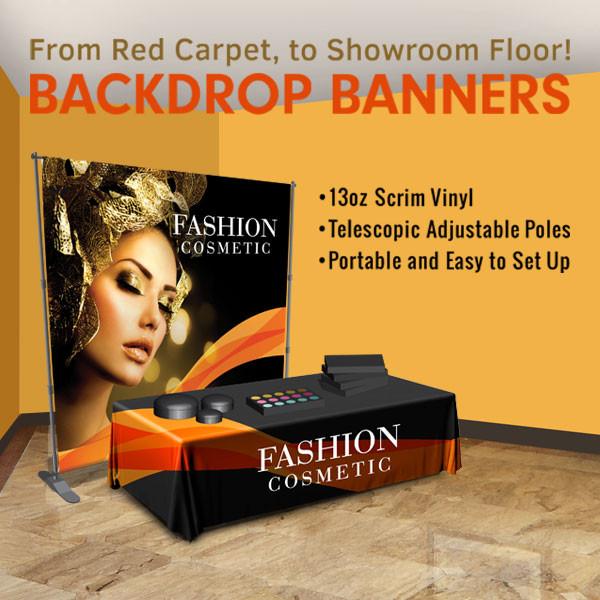 backdrop table cover