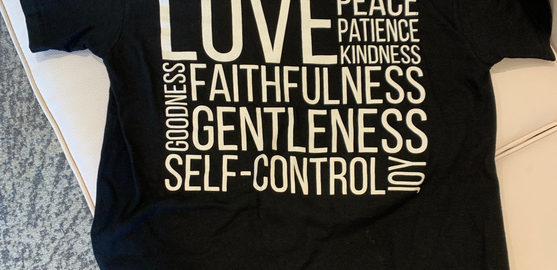 True Love Ministries Shirt Back