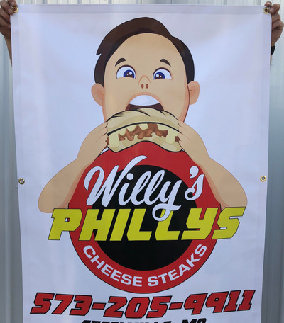 Willy's Banner