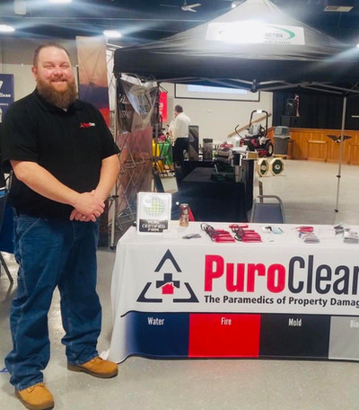 PuroClean Table Cover