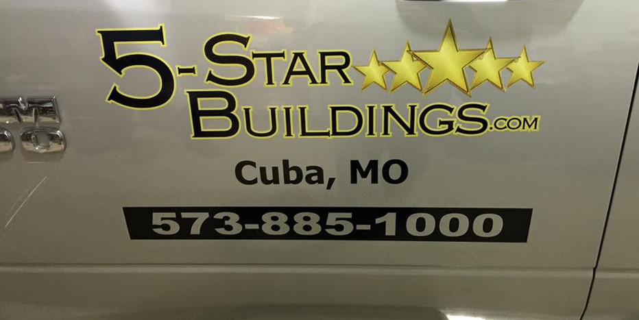 5 Star Builing Graphics