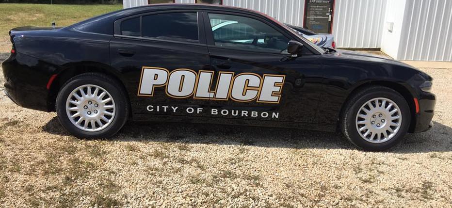 Bourbon Police Dept.